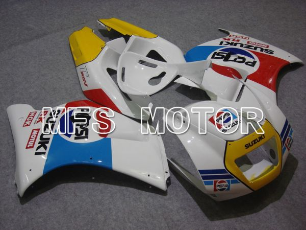 Suzuki RGV250 VJ22 1990-1995 ABS Fairing - PEPSI - White - MFS6202