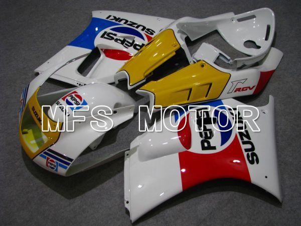 Suzuki RGV250 VJ22 1990-1995 ABS Fairing - PEPSI - White - MFS6203