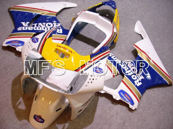 Honda CBR900RR 919 1998-1999 ABS Fairing - Rothmans - Black White - MFS6204