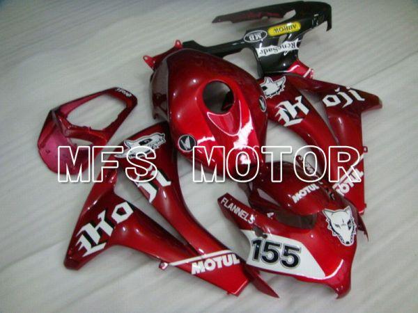 Honda CBR1000RR 2008-2011 Injection ABS Fairing - PIRELLI - Red - MFS6205