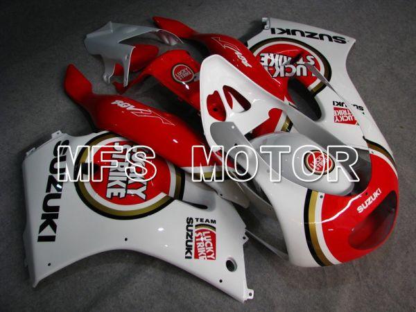 Suzuki RGV250 VJ23 1996-1999 ABS Fairing - Lucky Strike - Red White - MFS6211