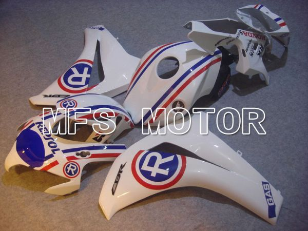 Honda CBR1000RR 2008-2011 Injection ABS Fairing - Others - White - MFS6212