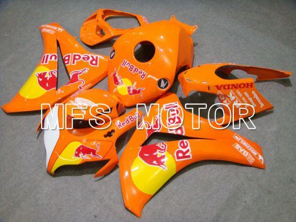 Honda CBR1000RR 2008-2011 Injection ABS Fairing - Red Bull - Orange - MFS6215