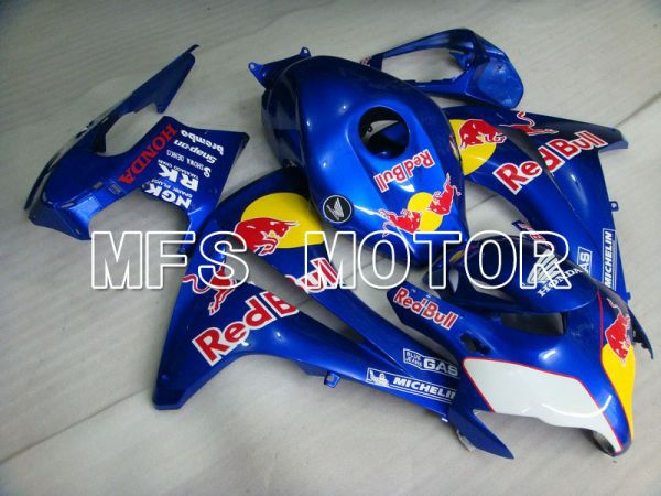 Honda CBR1000RR 2008-2011 Injection ABS Fairing - Red Bull - Blue - MFS6216