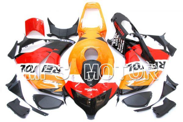 Honda CBR1000RR 2008-2011 Injection ABS Fairing - Repsol - Orange Red Black - MFS6224