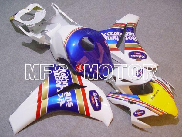 Honda CBR1000RR 2008-2011 Injection ABS Fairing - Rothmans - Blue White - MFS6228