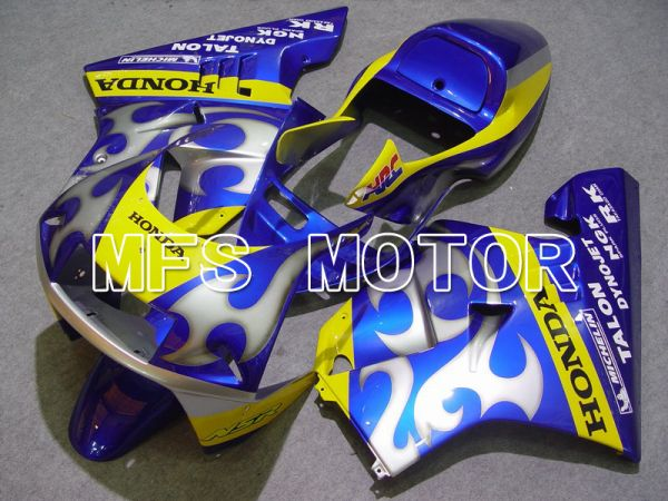 Honda NSR250 MC21 P3 1990-1993 Injection ABS Fairing - Others - Blue Silver - MFS6230