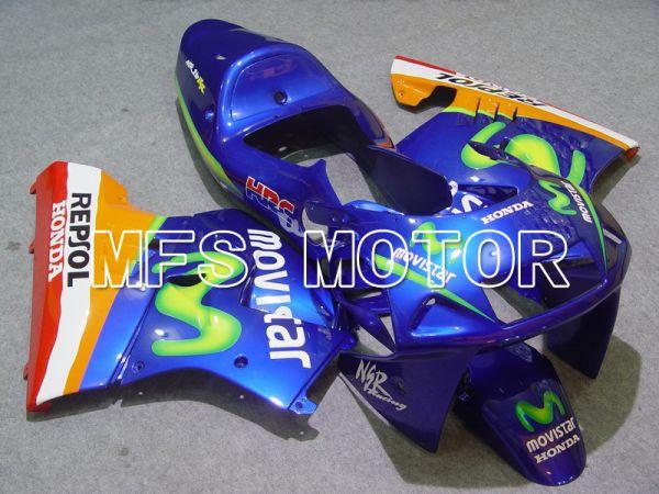 Honda NSR250 MC21 P3 1990-1993 Injection ABS Fairing - Movistar - Blue - MFS6231