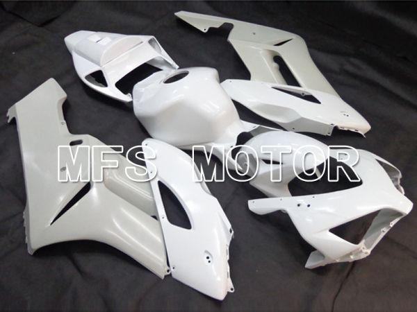 Honda CBR1000RR 2004-2005 Injection ABS Unpainted Fairing - Factory Style - White - MFS6232