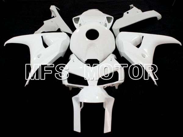 Honda CBR1000RR 2006-2007 Injection ABS Unpainted Fairing - Factory Style - White - MFS6241