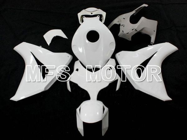 Honda CBR 600RR F5 2003-2004 Injection ABS Unpainted Fairing - Factory Style - White - MFS6256