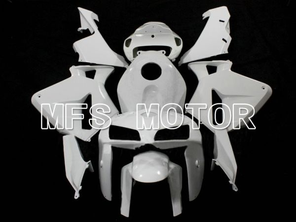 Honda CBR 600RR F5 2005-2006 Injection ABS Unpainted Fairing - Factory Style - White - MFS6261