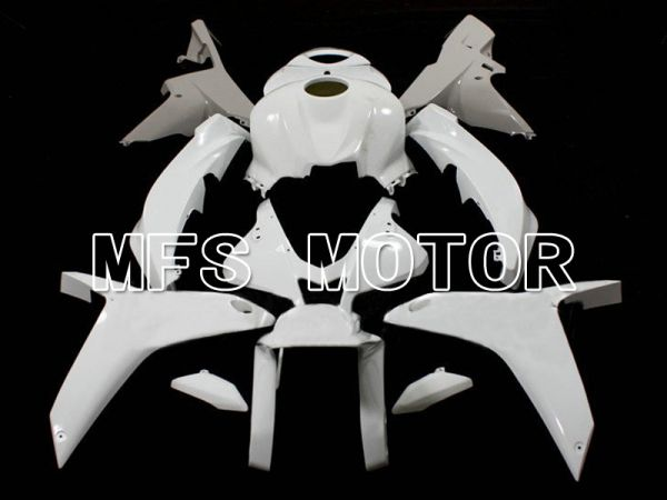 Honda CBR 600RR F5 2007-2008 Injection ABS Unpainted Fairing - Factory Style - White - MFS6265