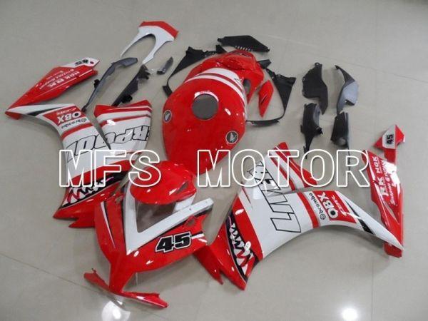 Honda CBR1000RR 2012-2016 Injection ABS Fairing - Shark - Red White - MFS6272