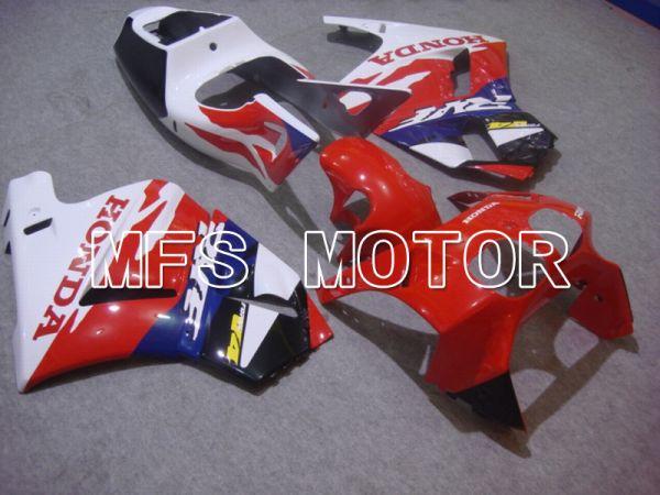 Honda RVF400R NC35 1994-1998 ABS Fairing - Factory Style - Red White - MFS6275