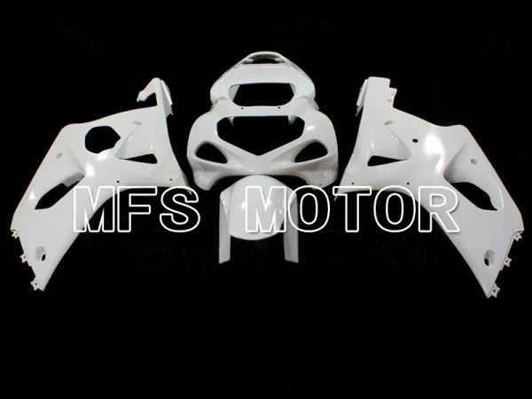 Suzuki GSX-R 1000 2000-2002 K1 K2 Injection ABS Unpainted Fairing - Factory Style - White - MFS6294