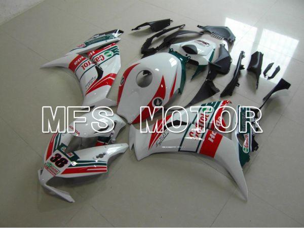 Honda CBR1000RR 2012-2016 Injection ABS Fairing - Castrol - Red White - MFS6321