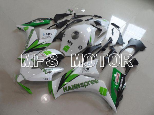 Honda CBR1000RR 2012-2016 Injection ABS Fairing - HANN Spree - White Green - MFS6324