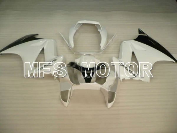 Honda VFR800 2002-2013 Injection ABS Fairing - Factory Style - Black White - MFS6326