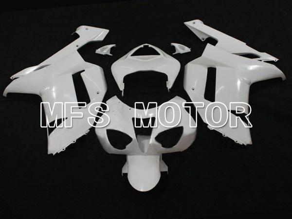 Kawasaki NINJA ZX6R 2007-2008 Injection ABS Unpainted Fairing - Factory Style - White - MFS6329