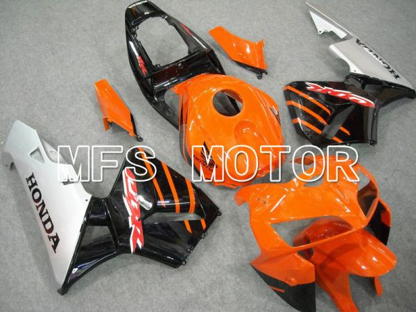 Honda CBR600RR 2005-2006 Injection ABS Fairing - Others - Orange Black - MFS6359