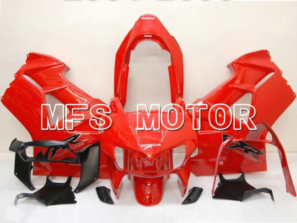 Honda VFR800 1998-2001 ABS Fairing - Factory Style - Red - MFS6362
