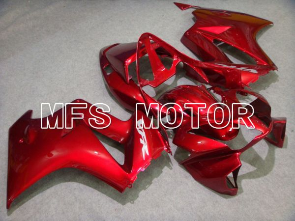 Honda VFR800 1998-2001 ABS Fairing - Factory Style - Red wine color - MFS6371