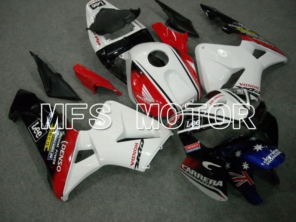 Honda CBR600RR 2005-2006 Injection ABS Fairing - Others - Black White Red - MFS6372