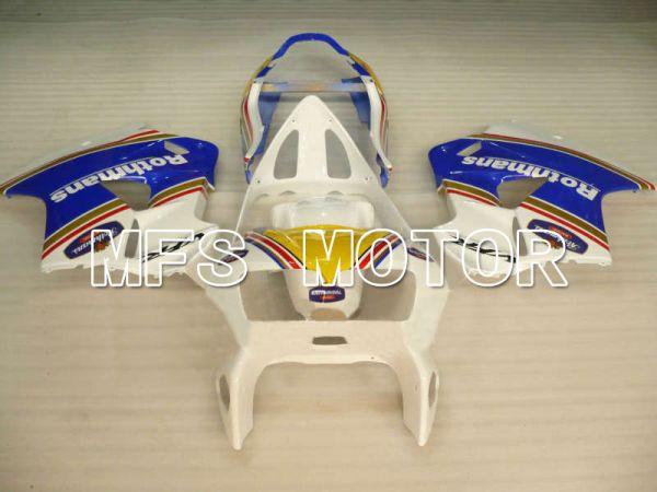 Honda VFR800 1998-2001 ABS Fairing - Rothmans - Blue White - MFS6380