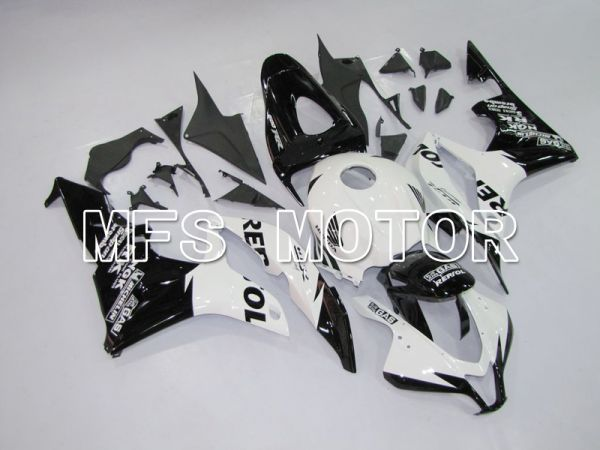 Honda CBR600RR 2007-2008 Injection ABS Fairing - Repsol - White - MFS6388