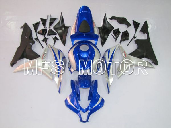 Honda CBR600RR 2007-2008 Injection ABS Fairing - Factory Style - Blue Silver - MFS6406