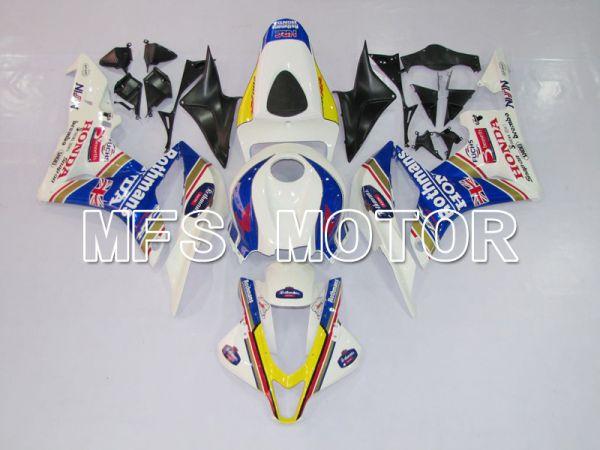 Honda CBR600RR 2007-2008 Injection ABS Fairing - Rothmans - Blue White - MFS6412