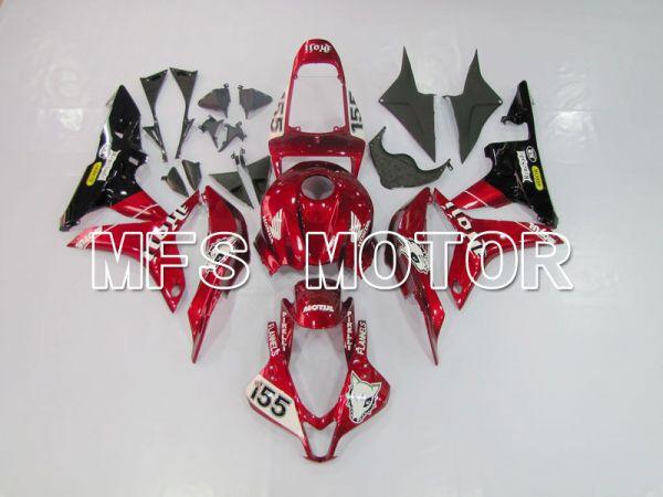 Honda CBR600RR 2007-2008 Injection ABS Fairing - Others - Black White - MFS6418