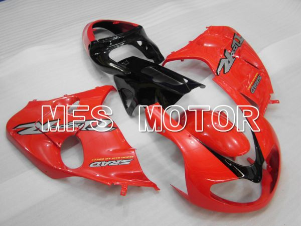 Suzuki TL1000R 1998-2003 Injection ABS Fairing - Factory Style - Red - MFS6446