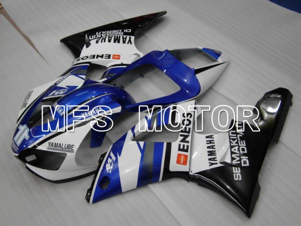 Yamaha YZF-R1 1998-1999 Injection ABS Fairing - ENEOS - Blue White - MFS6460