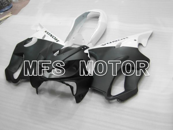 Honda CBR600 F4i 2004-2007 Injection ABS Fairing - Factory Style - Black White Matte - MFS6471