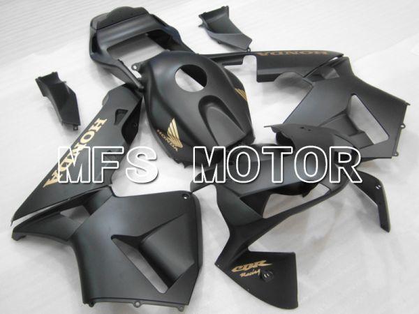 Honda CBR600RR 2003-2004 Injection ABS Fairing - Factory - Matte Black - MFS6472