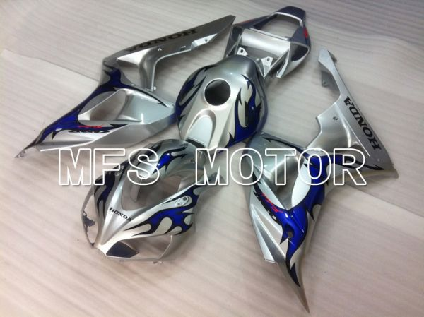 Honda CBR1000RR 2006-2007 Injection ABS Fairing - Others - Blue Silver - MFS6477