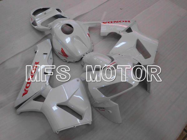 Honda CBR600RR 2003-2004 Injection ABS Fairing - Factory Style - White - MFS6481