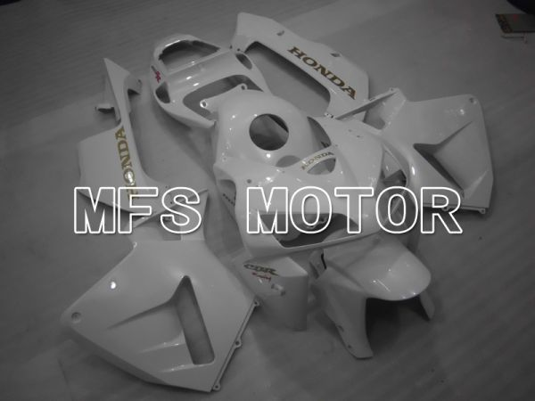 Honda CBR600RR 2005-2006 Injection ABS Fairing - Factory Style - White - MFS6483