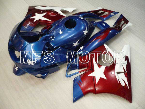 Honda CBR600 F2 1991-1994 ABS Fairing - Others - Blue Red - MFS6493