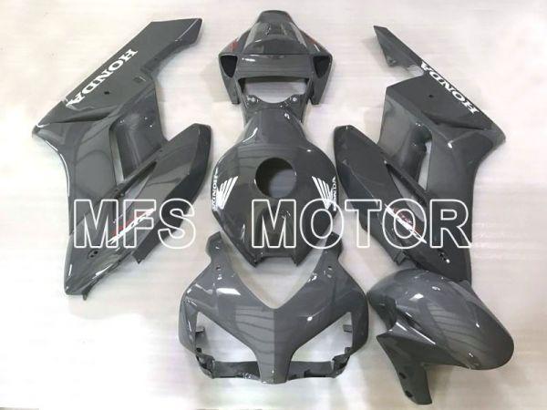 Honda CBR1000RR 2004-2005 Injection ABS Fairing - Factory Style - Gray Glossy - MFS8459