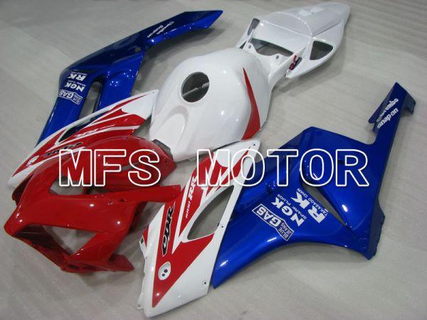 Honda CBR600RR 2013-2017 Injection ABS Fairing - RK - Red White Blue - MFS2550