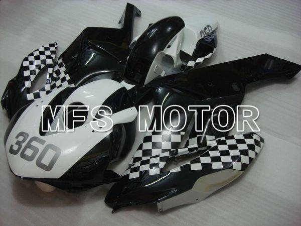 Honda CBR600RR 2003-2004 ABS Injection Fairing - Factory Style - Black - MFS2556