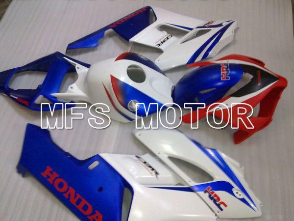 Honda CBR1000RR 2004-2005 Injection ABS Fairing - HRC - White Blue - MFS2557