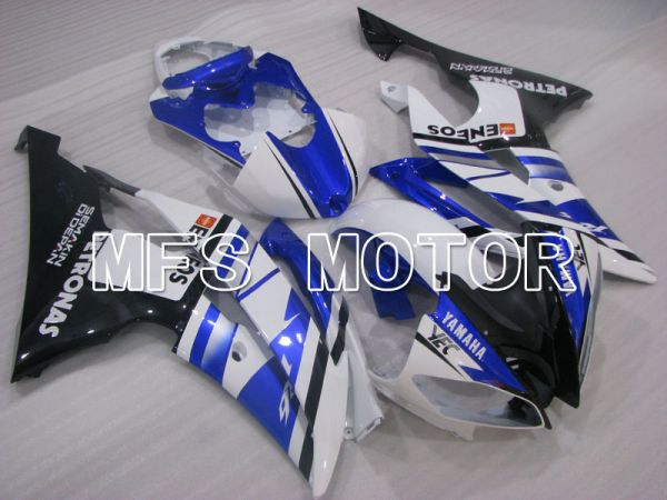 Yamaha YZF-R6 2008-2016 Injection ABS Fairing - ENEOS - Blue White - MFS3856