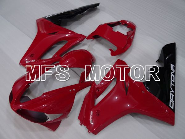 Triumph Daytona 675 2009-2012  Injection ABS Fairing - Factory Style - Red - MFS4210