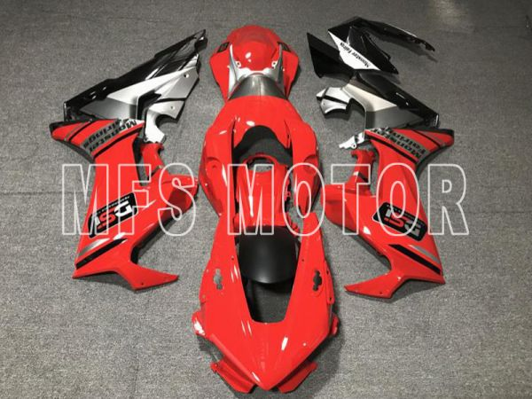 Honda CBR1000RR 2017-2019 Injection ABS Fairing - Others - Red Silver - MFS8382