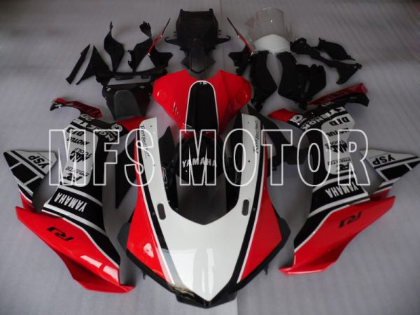 Yamaha YZF-R1 2015-2020 Injection ABS Fairing - Others - Red White - MFS8426