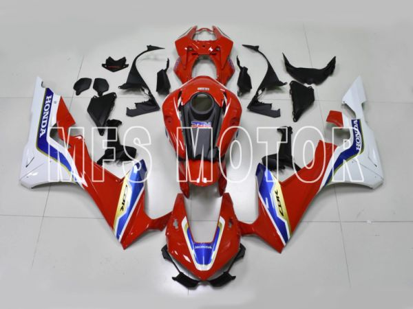 Honda CBR1000RR 2017-2019 Injection ABS Fairing - Others - Red White Blue - MFS8380